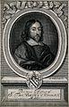Sir Thomas Browne. Line engraving by R. White, 1686. Wellcome V0000824.jpg