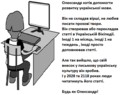 Sitting editing Wikipedia Promo Oleksandr.png