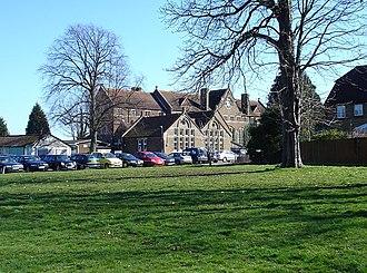 Borden Grammar School - The old Borden Grammar School now Sittingbourne Adult Education College