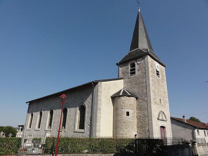 Sivry-la-Perche (Meuse) église