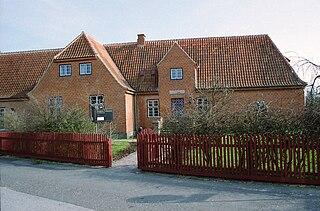 Art museum in Skagen, Denmark