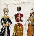 Sketches of Shah Abbas for Shah Abbas and Khurshid Banu by Azim Azimzade.jpg