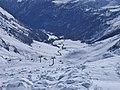 Skigebiet Schnalstaler Gletscher, Ski resort Val Senales - panoramio (2).jpg