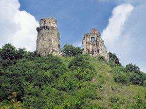 Finta Aba - Szalánc Castle