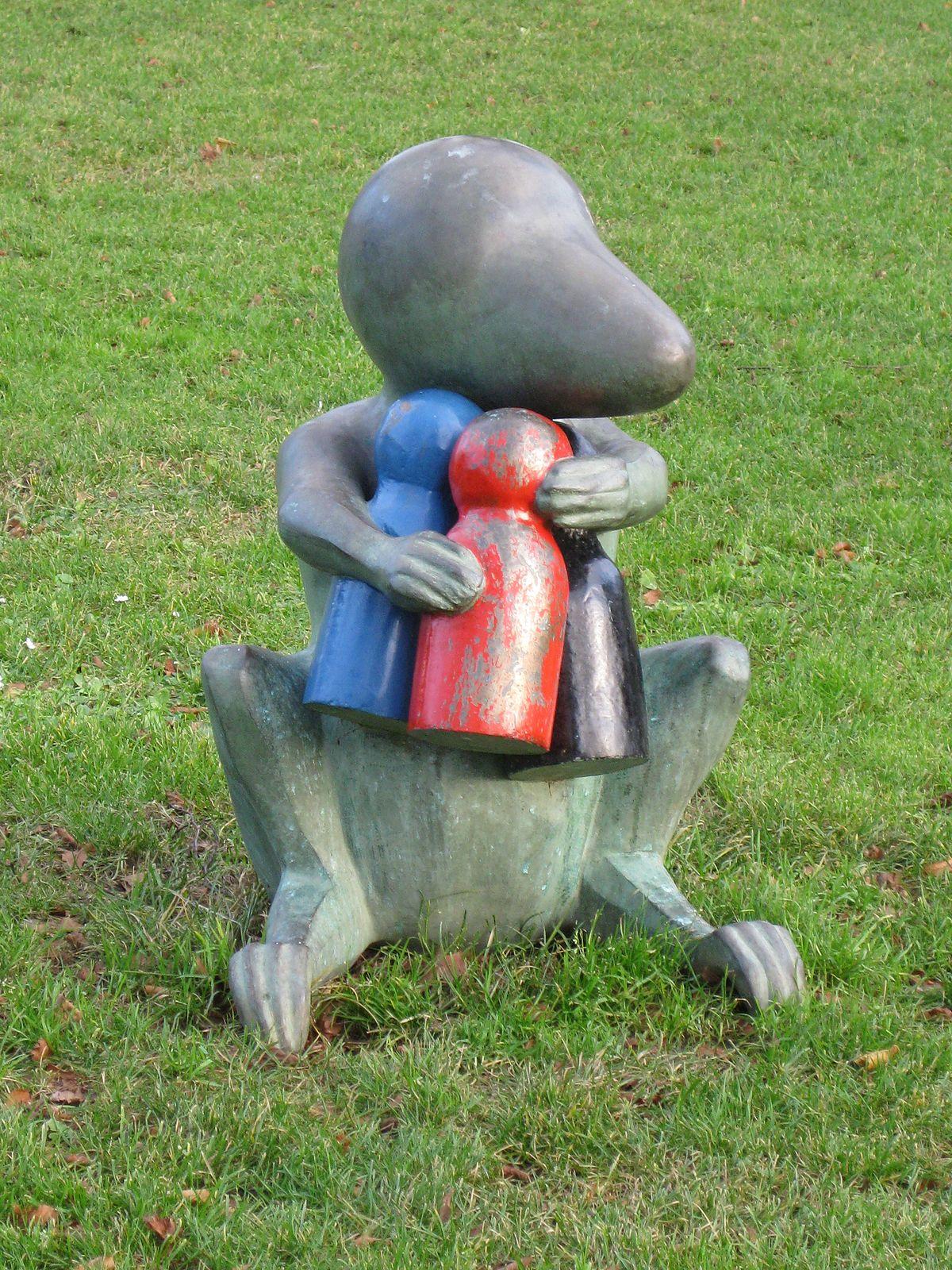 Karta Skulpturer Boras.Lista Over Offentlig Konst I Trelleborgs Kommun Wikipedia