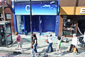 Smashed O2 shop in Camden, 2011 London riots.jpg