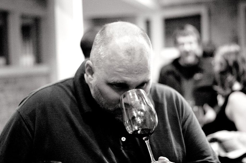 aroma of wine
