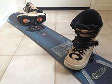 Snowboard Wikipedia