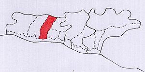 Кичмайский сельский округ на карте