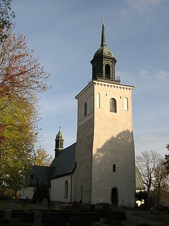 Sollentuna socken - Sollentuna Church