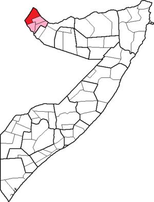 Zeila District - Image: Somalia, Awdal region, Zeylac District