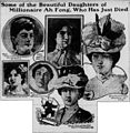 Some of the Beautiful Daughters of Millionaire Ah Fong, Who Has Just Died, The Evening World, 1906.jpg