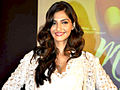 Sonam Kapoor at 'Mausam' music success bash.jpg