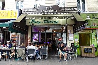 Vietnamese community in Paris