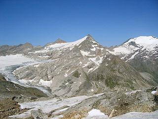 Hoher Sonnblick mountain