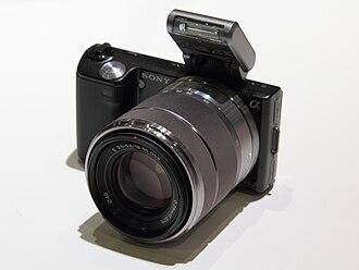 Sony NEX-5 - Image: Sony NEX 5