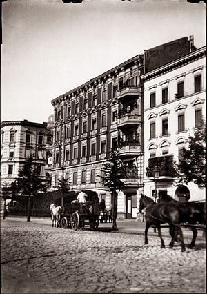 Wilhelmine Ring (Berlin) - Image: Sophie Charlotte Str 88