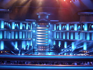 Sopot International Song Festival - Stage for the Sopot Top Of The Top Festival 2013