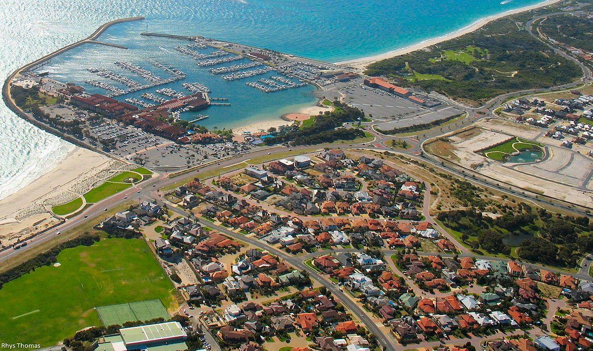 Western suburbs australia
