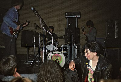 Picture of a band or musician: Spacemen 3