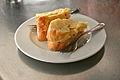 Spainsh Omelette - Open toast (Tapa).JPG