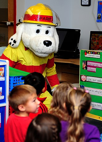National Fire Protection Association - Sparky the Fire Dog