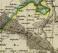 Special-Atlas des Königreichs Westphalen Departement der Elbe Kanton Mieste1812.png