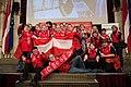 Special Olympics World Winter Games 2017 reception Vienna - Austria 04.jpg