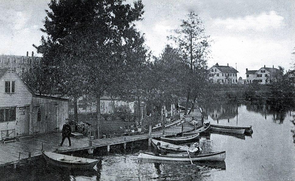 Spicketboathouse