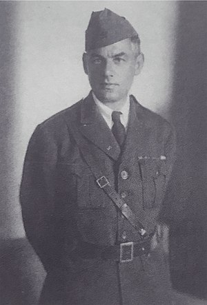 World War II in Albania - Major General Spiro Moisiu as military chief of the NLA.