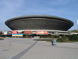 Spodek sports hall outside 2006-10.jpg