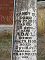 Spring Valley Presbyterian Church gravestone - Zena Oregon.jpg