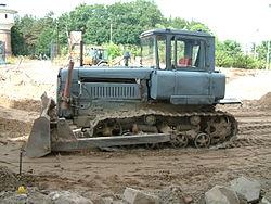 вес трактора дт 75 старого образца - фото 3
