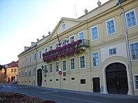 Sremski Karlovci City Hall, Sremski Karlovci, Serbia.jpg