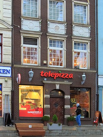 Telepizza - Poland Telepizza