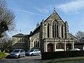St.Mark's Church, Woodcote - geograph.org.uk - 1208699.jpg