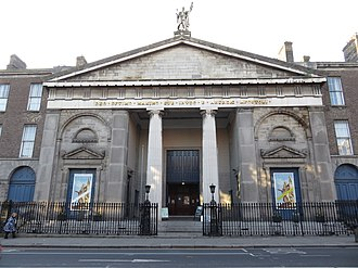 St Andrew's Church, Westland Row, Dublin - Image: St. Andrew's Church Dublin 2018