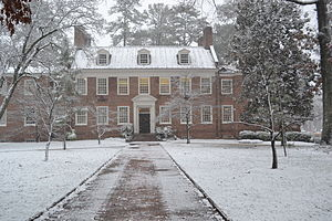 St. Christopher's School (Richmond, Virginia) - Image: St. Christopher's Winter