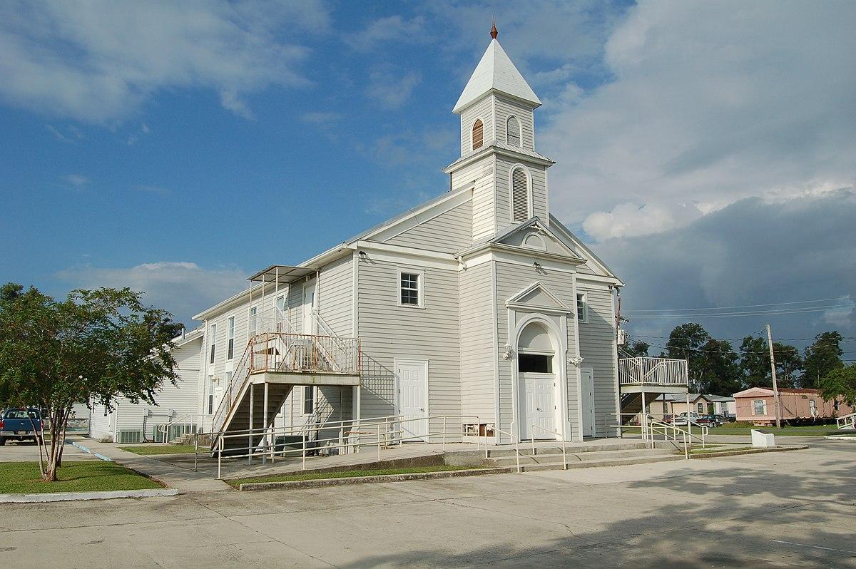 st  john baptist church  dorseyville  louisiana