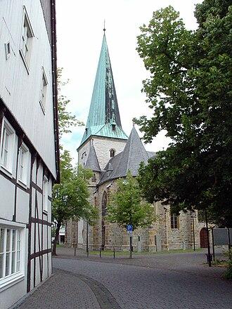 Langenberg (Westphalia) - St. Lambertus and Laurentius Church in Langenberg