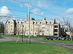 St. Mary of the Angels Motherhouse Complex Apr 10.JPG