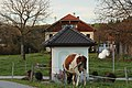 St Georgen bei Salzburg - Jauchsdorf - Wegkapelle - 2013 10 26 - 1.jpg