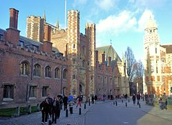 St John's College front, Cambridge.jpg