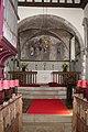 St Margaret of Antioch, Darenth, Kent - East end - geograph.org.uk - 321891.jpg