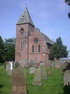 Church in Cumbria, England