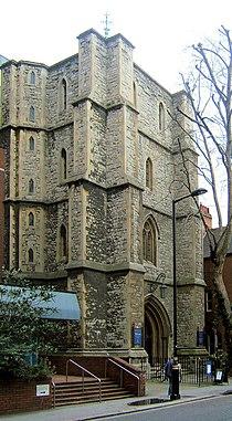 St Mathew's Church, Great Peter Street, London, SW1 - geograph.org.uk - 727831.jpg
