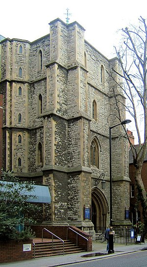 St Matthew's Church, Westminster - Image: St Mathew's Church, Great Peter Street, London, SW1 geograph.org.uk 727831