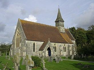 Netley Marsh - St Matthew's church