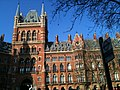 St Pancras Renaissance London Hotel, UK - 20120201-01.jpg