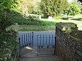 St Peter's Church, West Tytherley - Gate - geograph.org.uk - 422967.jpg